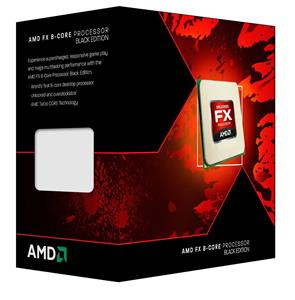 AMD FX-8350 Octa-Core 4.0GHz Socket AM3+ Vishera CPU